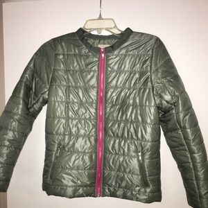 Jackets & Blazers - NEW Peek Puffer jacket; KIDS size 12